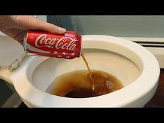 Hätte ich früher gewusst, wie gut Cola mit Zahnpasta ist, hätte ich mir viel Zeit gespart! - YouTube