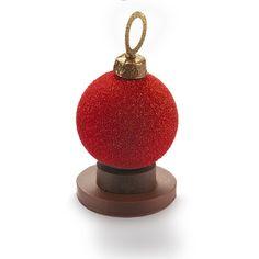 Boule de Noël (Vincent GUERLAIS) Idéal pour un dessert individuel !!