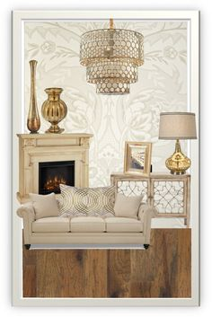 rose gold living room | living room decorating ideas | housetohome