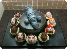 Firefly cake? Probably the only way I'll get my mouth on Mal...