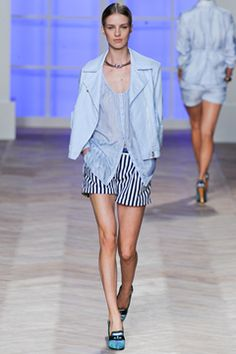 Tommy Hilfiger Spring 2012 Ready-to-Wear Collection
