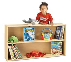 Young Time Furniture Straight Shelf Storage