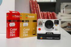First Step, Polaroid Film, The Originals