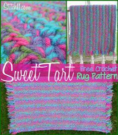 Sweet Tart Rug Pattern