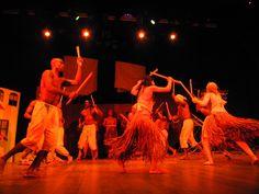 """Sob o comando do professor de capoeira Amâncio Silva e supervisionado pelo Mestre Cobra (Grupo Abadá Capoeira), o evento inclui também a encenação do espetáculo teatral """"Navio Negreiro""""."""