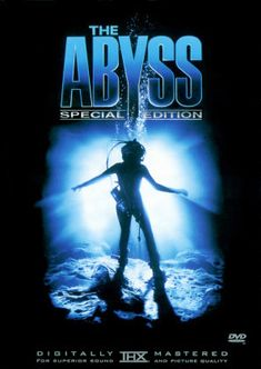 The Abyss (1989) movie #poster, #tshirt, #mousepad, #movieposters2