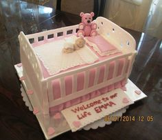 Baby Shower Cakes, Toy Chest, Storage Chest, Toddler Bed, Toys, Home Decor, Cakes Baby Showers, Child Bed, Activity Toys
