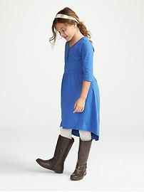 Girls Henley Hi-Lo Dress Girls Dresses Online, Jumpsuit Dress, What To Wear, To My Daughter, Old Navy, Kids Fashion, Girl Outfits, Tunic Tops, Model