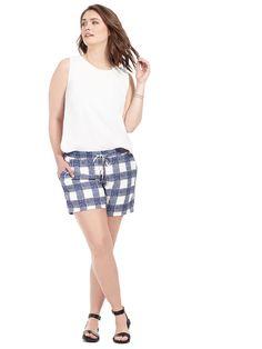 Algol Short  by  @carmakoma   Available in sizes XXS-XL