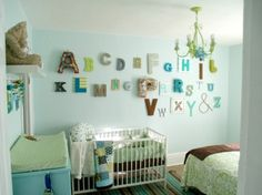 Coole Letters Babykamer : Beste afbeeldingen van babykamers infant room kids room en
