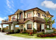 philippine bungalow house design | beautiful home style