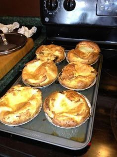 """Gordon Ramsay's Yorkshire Pudding - this recipe worked really well for me. It rose like crazy baked in a cast iron skillet. It's a good day when your pudding puffs! (I divide one recipe between two or three 10"""" skillets.)"""