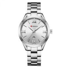 1ac0240640e Women s Top Brand Luxury Rose Gold Quartz Wristwatch Relogio Feminino
