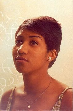 Aretha Franklin. The Queen of Soul.