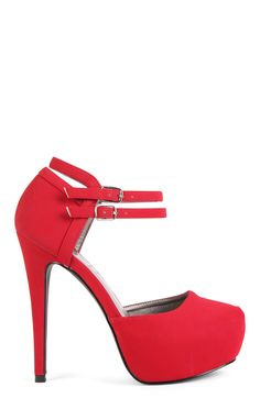 Deb Shops Platform Mary Jane Pump $18.30