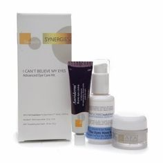 biopelle Synergies I Can't Believe My Eyes - Advanced Eye Care Kit, 1 kit by Biopelle, Inc.. $48.00. Beautiful Eyes make your whole face shine. I Can t Believe My Eyes was designed to provide a comprehensive eye protocol to combat all of your eye concerns, including puffiness, fine lines and wrinkles, dark under eye circles, and excessive dryness. I Can t Believe My Eyes includes 3 easy-to-use products to reinvigorate your eye area. The biopelle Synergies I Can t Believe My...