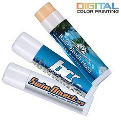 Promotional Sunblock Stick SPF 30 #summer #advertising #promoproducts | Customized Sunblock | Advertising Sunblock