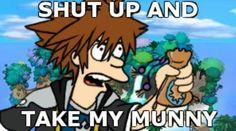 My reaction to Kingdom Hearts 3