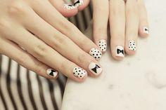 Pretty nails for a pretty day. picture on VisualizeUs