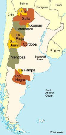 Argentina Wine Regions #Taxing #Nature & Good Behavior through Mandatory #Certifications