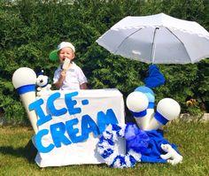 Ice cream party ideas, photo ideas