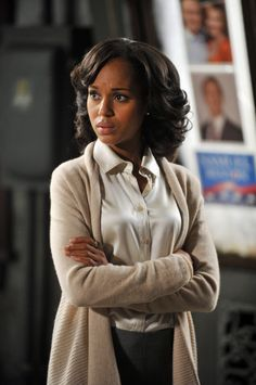 Olivia Pope's Hottest Fashions Image 16 | Scandal Season 2 Pictures & Character Photos - ABC.com