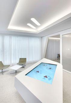 XAL - see the light Cool Office, Office Lighting, Futuristic Furniture, Copenhagen, Denmark, Showroom, Interior Design, Building, Projects