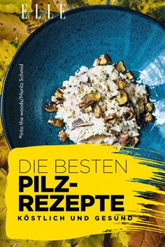 Köstlich und gesund: die besten Pilzrezepte für den Herbst#pilz #mushrooms #rezepte #trending Food Trends, Vegetarian Recipes, Healthy Food Recipes, Healthy Breakfast Meals, Healthy Nutrition, Healthy Dishes