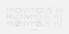 Vector - Webfont & Desktop font « MyFonts