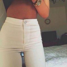 jeans jenas highwaisted pants pants want it!!!!