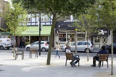 HASSELL | Projects - Croydon South End High Street