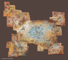 Hiccup's Map (full Download) by SakeKitty on DeviantArt