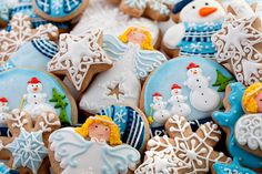 Love these Christmas cookies.