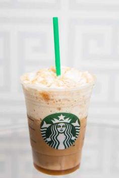 Secret Starbucks menu for summer drinks!!