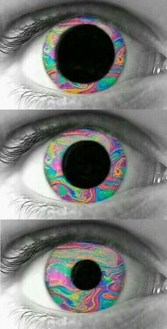 trippy psychedelic eye drugs edit by dixieee normous Trippy Hippie, Hippie Art, Arte Dope, Dope Art, Psychedelic Art, Psychedelic Pattern, Trippy Eye, Rauch Fotografie, Lsd Art