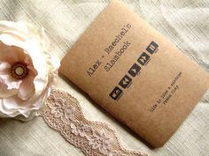 Oh So Beautiful Paper: Raechel + Alex's Crafty Doily and Kraft Paper Wedding Invitations