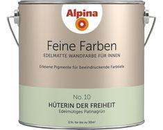 Alpina Feine Farben Wandfarbe Hüterin der Freiheit 2,5 l