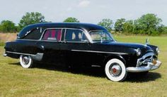 1951 Packard 2413 Hearse by Henney...