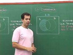 Matemática: conjuntos (operações)