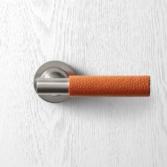 H5015 Pittella Contemporary Satin Stainless Steel Door Handle #pittella #contemporary #interiordesign #stainlesssteel #doorhandles #doorhardware