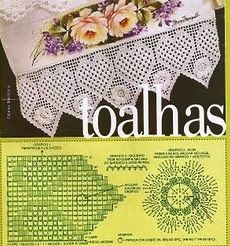 Patterns and motifs: Crocheted motif no. 582