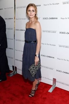 Olivia Palermo: 'Magic in the Moonlight' Premieres in NYC