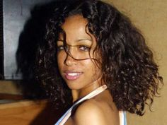 stacey dash, CNN, with her natural hair