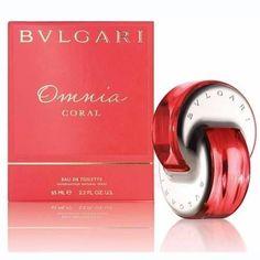 perfume bvlgari omnia coral para dama 65 ml original