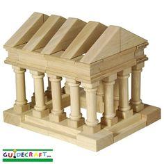 $30 Guidecraft Greek Block Set