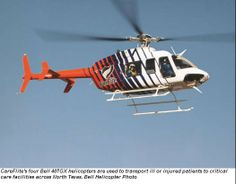 Bell Helicopter announces service of four Bell for DFW CareFlite - Vertical Magazine Flight Paramedic, Bell Helicopter, American Sales, Water Rescue, Flight Deck, Emergency Vehicles, Big Bird, Medical, Universe