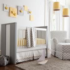 gender neutral nursery paint colour palette for baby room using gray white and yellow