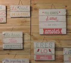 Resultado de imagen para carteles vintage frases español