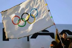 AFP: Olympic flag arrives in Rio, host of 2016 Games