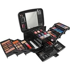 Buy Pretty Pink Deluxe Make-up Set and Cosmetics Case at Argos.co.uk - Your Online Shop for Make up sets.